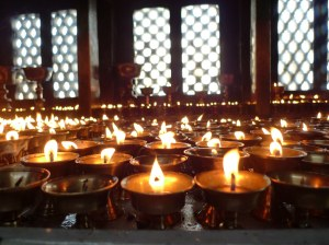Nepal Candles