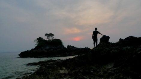 Luke and Island